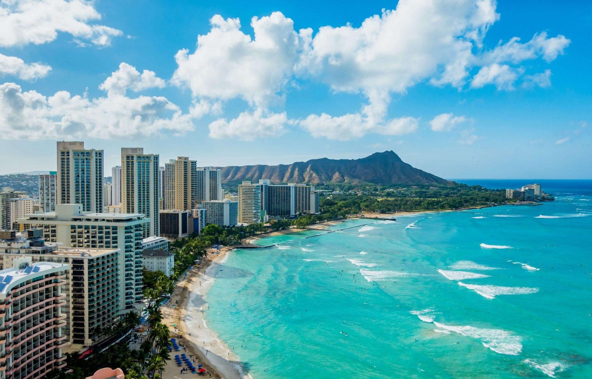 Ship your car to Hawaii